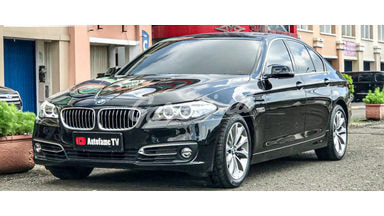 2016 BMW 520d F10 FACELIFT MODERN