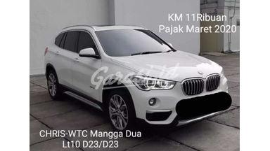 2017 BMW X1 - SIAP PAKAI!
