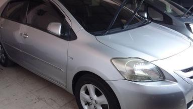 2008 Toyota Vios G - UNIT TERAWAT, SIAP PAKAI