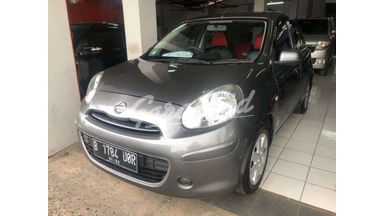 2012 Nissan March at - Siap Pakai