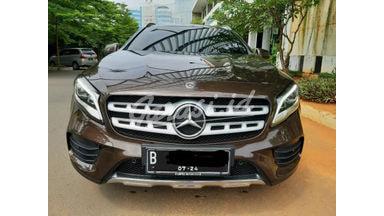 2018 Mercedes Benz GLA GLA 200 - Siap Pakai