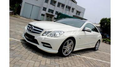 2012 Mercedes Benz E-Class e250 - ISTIMEWA!!!!