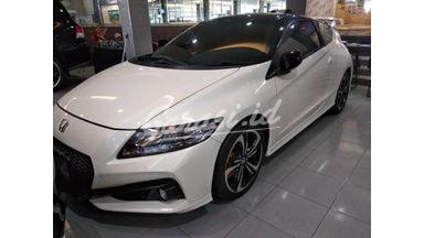 2016 Honda CRZ hybrid - Terawat Mulus