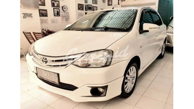 2014 Toyota Etios Valco G - Terawat & Siap Pakai