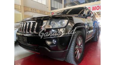 2012 Jeep Grand Cherokee 4X4 limited