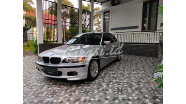 2002 BMW 3 Series E46 318 i - Barang Cakep