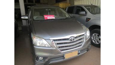2013 Toyota Kijang Innova g lux - Harga Bersahabat