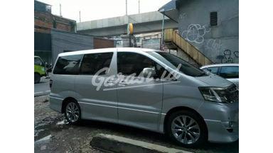 2013 Toyota Alphard CBU SC Premium - Sangat Istimewa ready For Kredit
