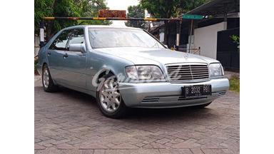 1992 Mercedes Benz S-Class S 320