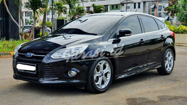 2013 Ford Focus s hatchback