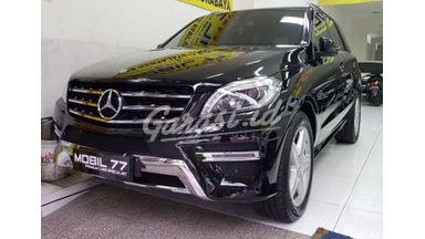 2015 Mercedes Benz ML-Class 400