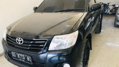 2012 Toyota Hilux - Unit Siap Pakai