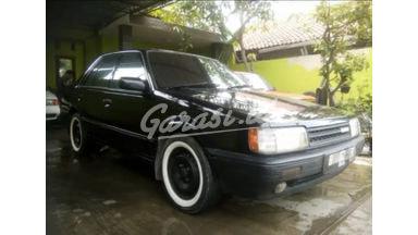 1986 Mazda 323 - Langsung Tancap Gas