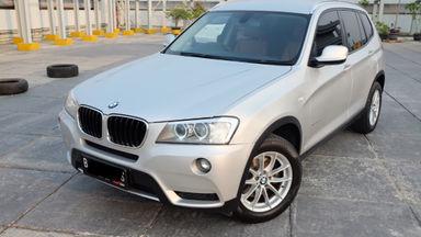 2013 BMW X3 X-Drive D - Istimewa Siap Pakai