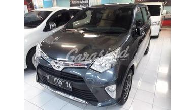 2017 Toyota Calya G - Kondisi Ciamik