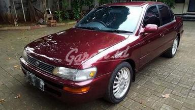 1993 Toyota Corolla SE G - Bekas Berkualitas