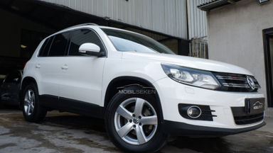 2013 Volkswagen Tiguan TSI - Barang Istimewa Dan Harga Menarik