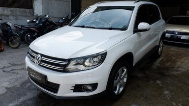 2013 Volkswagen Tiguan tiguan - Good Condition Like New
