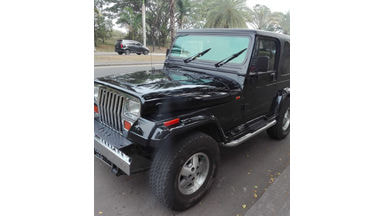 1997 Jeep Wrangler off road - turun harga
