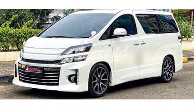 2013 Toyota Vellfire GS Full Option