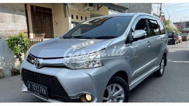 2016 Toyota Avanza Veloz