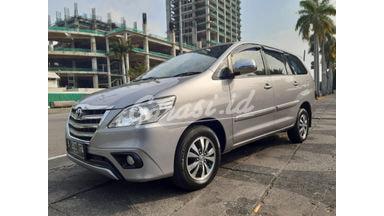 2015 Toyota Kijang Innova G - JUAL CEPAT MOBIL KELUARGA YG MASIH TERAWAT