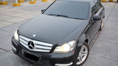 2013 Mercedes Benz C-Class C250 AMG - Antik Mulus Terawat