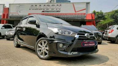 2015 Toyota Yaris TRD - istimewa bro (s-0)