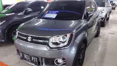 2017 Suzuki Ignis GX - UNIT TERAWAT, SIAP PAKAI, NO PR (s-0)