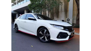 2018 Honda Civic turbo - Good Condition