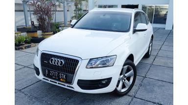 2010 Audi Q5 TFSI - Istimewa Siap Pakai