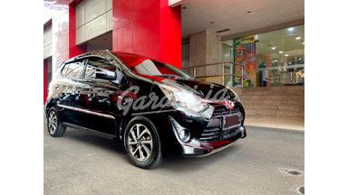 2018 Toyota Agya TRD Sportivo