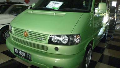 2001 Volkswagen Caravelle . - Kondisi Mulus Siap Pakai