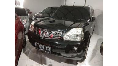 2010 Nissan X-Trail ST - Mulus Pemakaian Pribadi