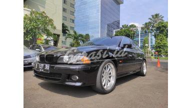 2001 BMW 525i E39