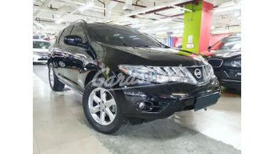 2009 Nissan Murano CVT - Barang Bagus, Harga Menarik