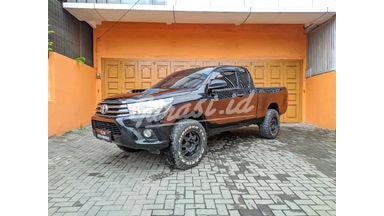 2015 Toyota Hilux E Extra Cabin