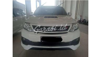 2014 Toyota Fortuner TRD - SIAP PAKAI!