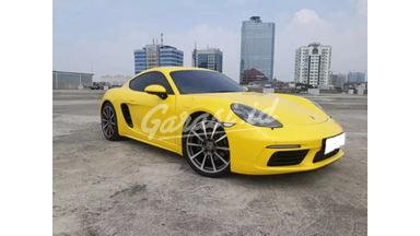 2017 Porsche Cayman Sport Turbo - Low KM Service Record ATPM Sport Chrono Package