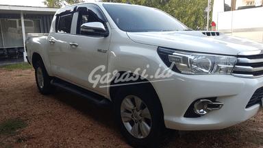 2016 Toyota Hilux G - Nyaman Terawat