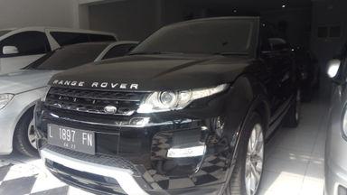 2013 Land Rover Range Rover Evoc Dynamic Luxury - Barang Istimewa Dan Harga Menarik