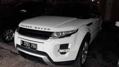 2012 Land Rover Range Rover Vogue 3.0 - Siap Pakai Mulus Banget