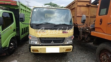 2016 Mitsubishi Fusso Dump Truck COLT SUPER HDX - Good Condition