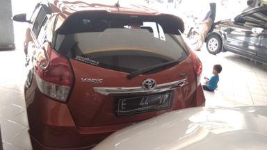 2016 Toyota Yaris TRD SPORT - Barang Mulus (s-8)
