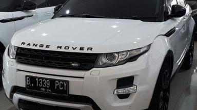 2015 Land Rover Range Rover Evoque Dynamic Luxury - Mulus Terawat