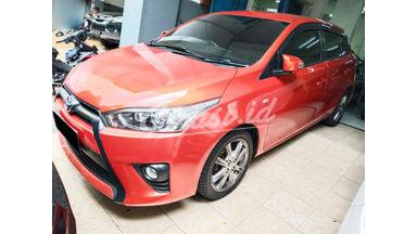 2014 Toyota Yaris G - Mobil Pilihan