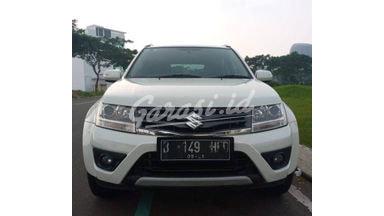 2016 Suzuki Grand Vitara 2.4