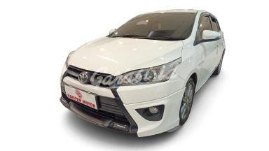 2014 Toyota Yaris S TRD Sportivo