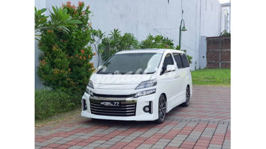 2013 Toyota Vellfire GS Premium Sound