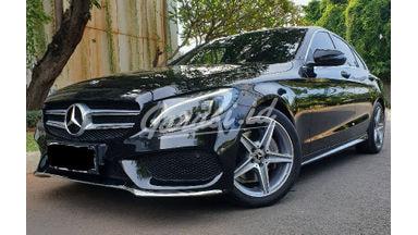 2018 Mercedes Benz C-Class C200 AMG - Mobil Pilihan